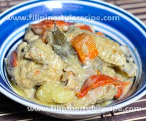 Chicken curry filipino style recipe 1 kilo chicken forumfinder Gallery