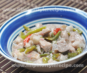 Bicol express recipe filipino style recipe bicol express recipe forumfinder Images
