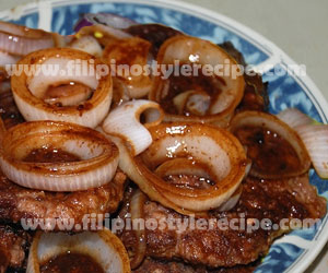 Chicken steak filipino style recipe 12 kilo chicken fillet forumfinder Gallery
