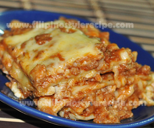 1 2 Kilo Lasagna Pasta