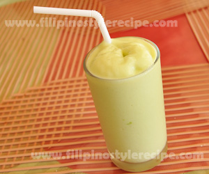 Avocado Milkshake