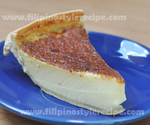 Egg pie filipino style recipe 2 pieces pie crust forumfinder Images