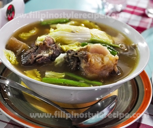 how to cook bulalo filipino style