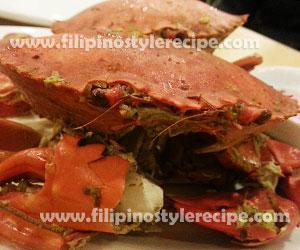 Salt And Pepper Crab Filipino Style Recipe