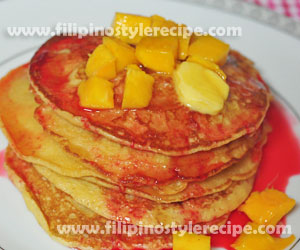 how to make pancakes filipino style