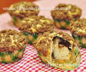 Chocolate Chip Crumb Muffins