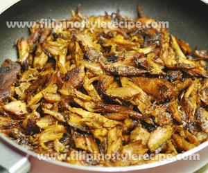 Pork Adobo Flakes