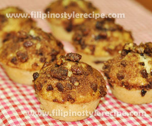 Yogurt and Chocolate Chip Muffins