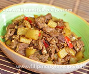 BreakfastFilipino Style Recipe
