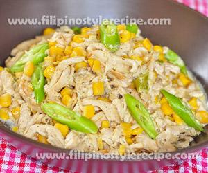 Chicken Corn Chili