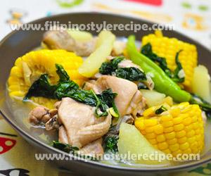 recipe: chicken tinola recipe [29]