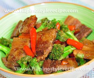 Pork galaretka recipe