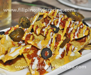 Nachos with Chili Con Carne