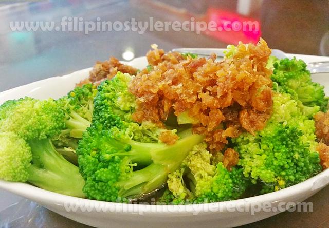 Broccolifilipino Style Recipe Filipino Style Recipe